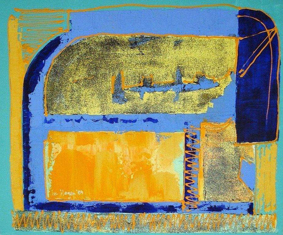 Acryl | 45 cm x 55 cm | Leinwand