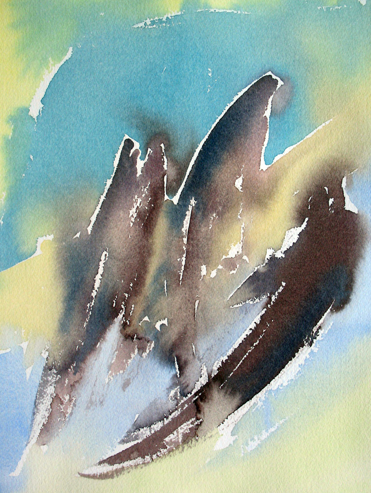 Aquarell | 28 cm x 42 cm | 100% Hadernpapier