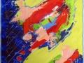 Acryl | 45 cm x 60 cm | Karton