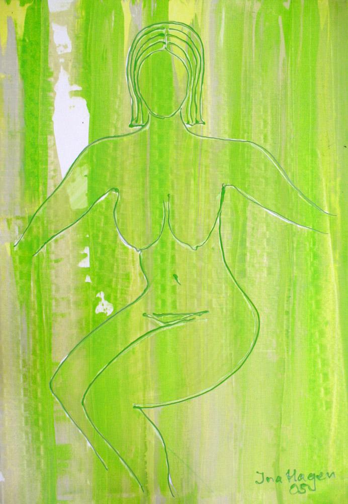 Acryl | 60 cm x 80 cm | Leinwand