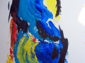 Acryl | 45 cm x 55 cm | Karton