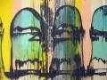 Acryl | 22 cm x 30 cm | Acrylpapier