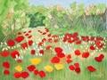 Pastell | 50 cm x 65 cm | Leinwand
