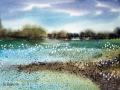 Aquarell | 35 cm x 55 cm | 100% Hadernpapier