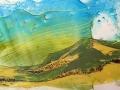 Acryl | 35 cm x 55 cm | Karton
