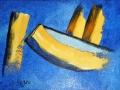 Acryl mit Glassand   70 cm x 60 cm   Leinwand