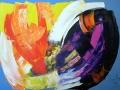 Acryl | 70 cm x 100 cm | Karton